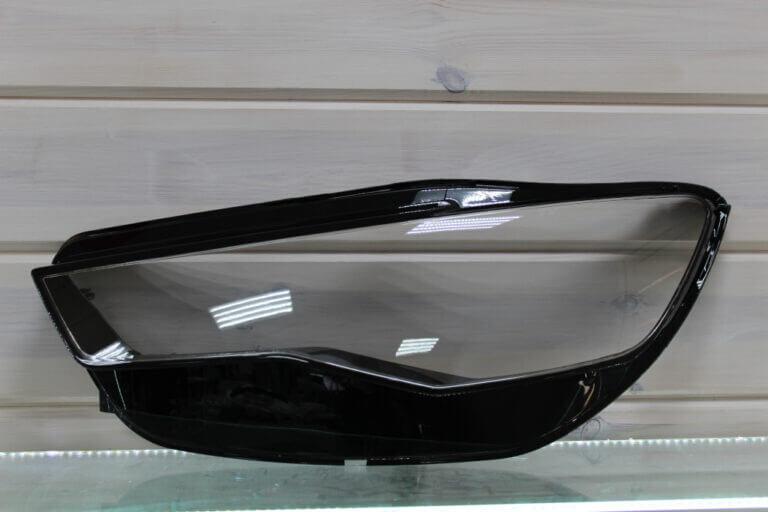 Стекло на левую фару для Audi A6 C7 2014-2018 рестайлинг и ALLROAD 2014-2018