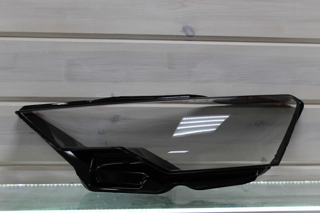 Стекло на левую фару для Audi A6 C8 2018 и ALLROAD 2018