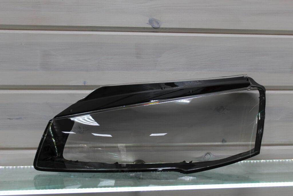 Стекло на левую фару для Audi A8 D4 2013-2018 рестайлинг