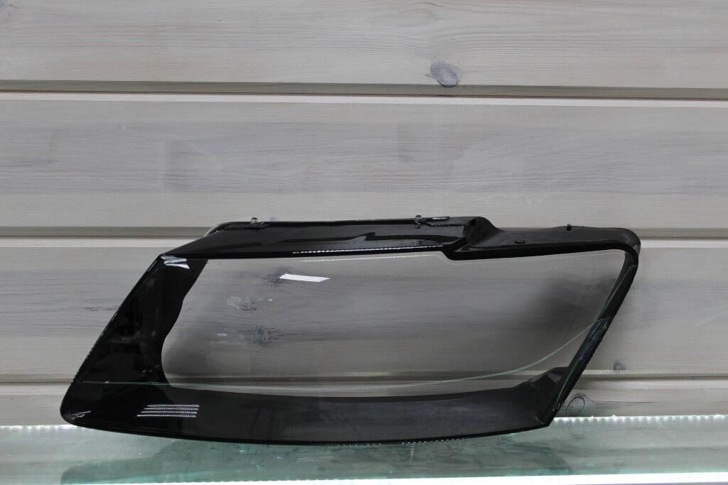 Стекло на левую фару для Audi Q5 2012-2017 рестайлинг