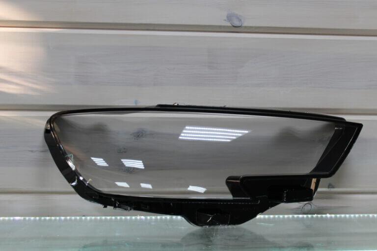 Стекло правой фары для Audi A3 2016-2020 рестайлинг