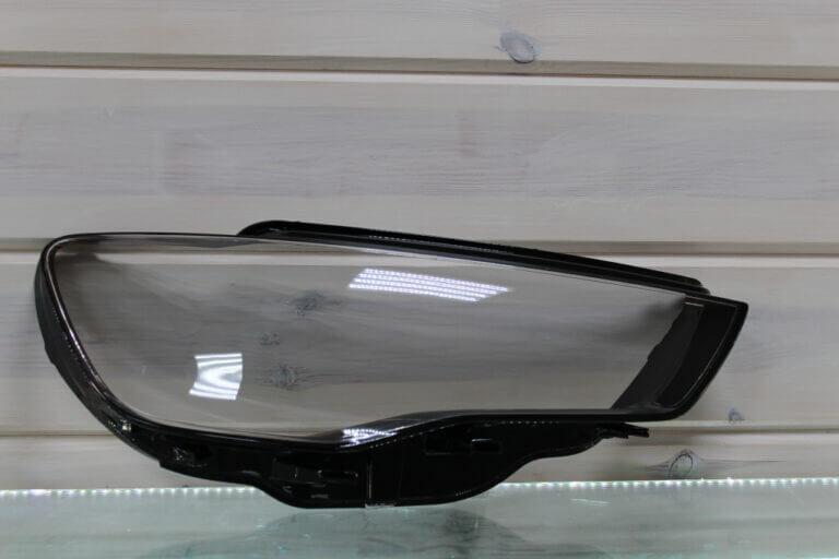 Стекло правой фары для Audi A3 2013-2016 дорестайлинг