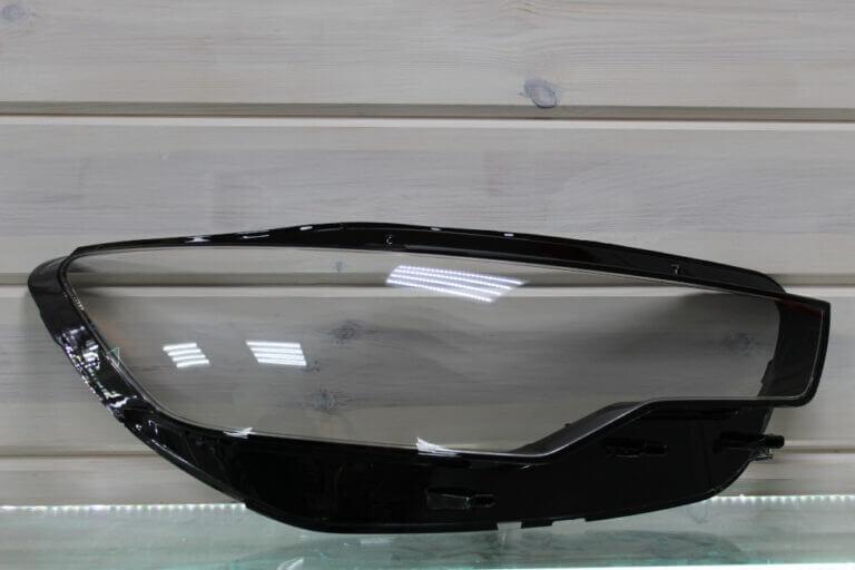 Стекло правой фары для Audi A6 C7 2011-2014 дорестайлинг и ALLROAD 2012-2014