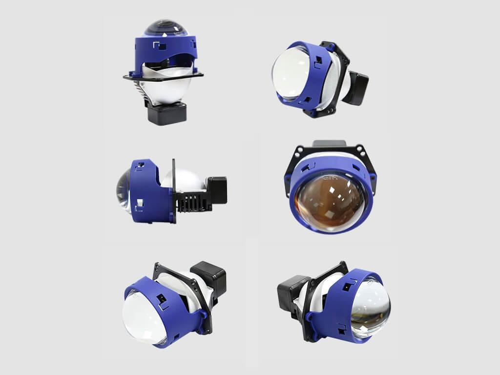 Светодиодные Bi-LED линзы GTR-GLA