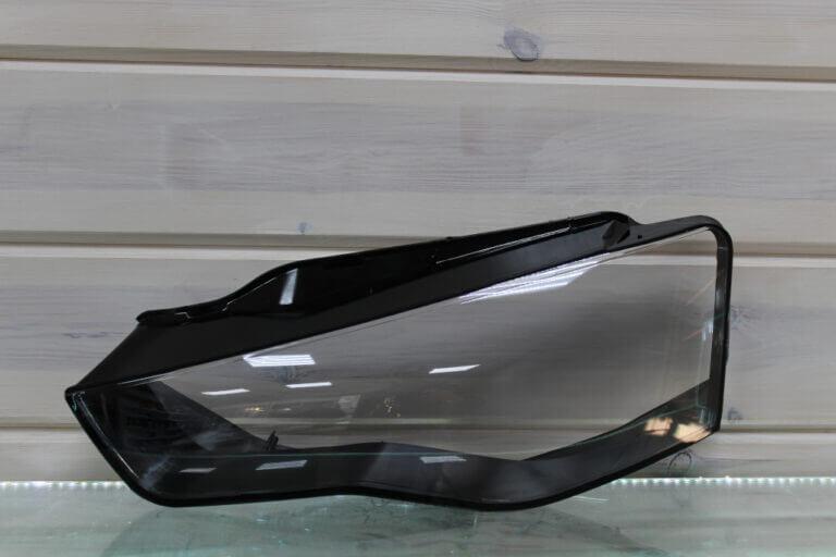 Стекло на левую фару для Audi A5 2011-2016