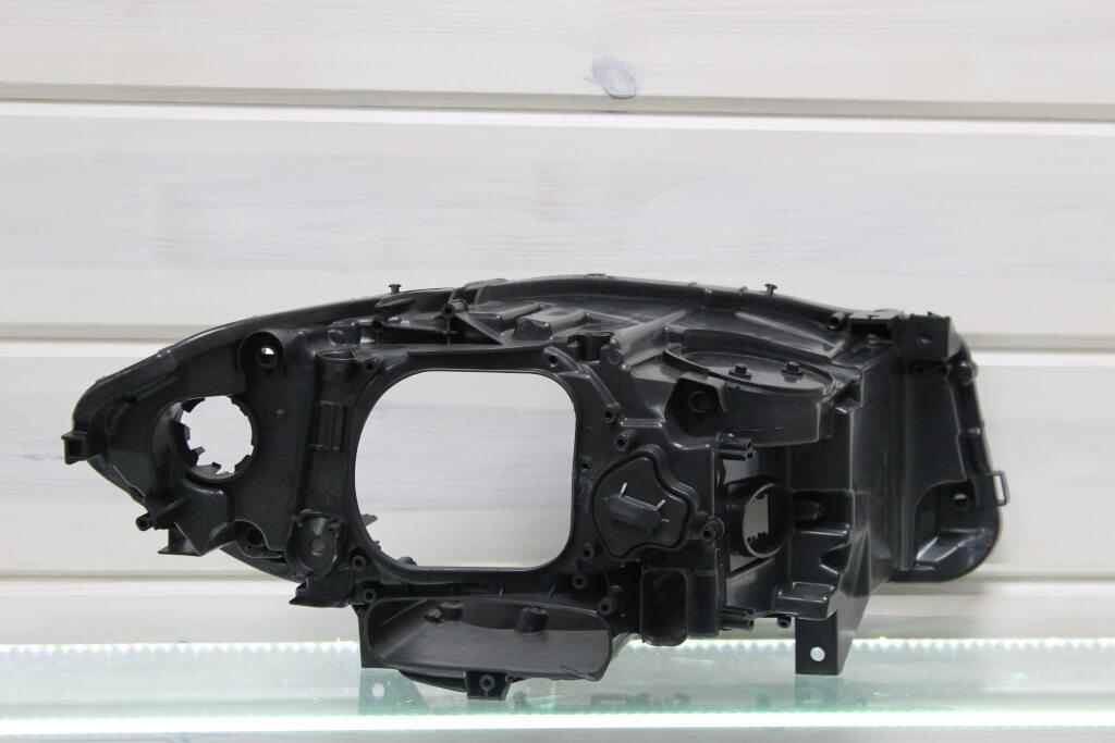 Корпус левой фары для BMW 5 F10 F11 F18 2013-2016 рестайлинг