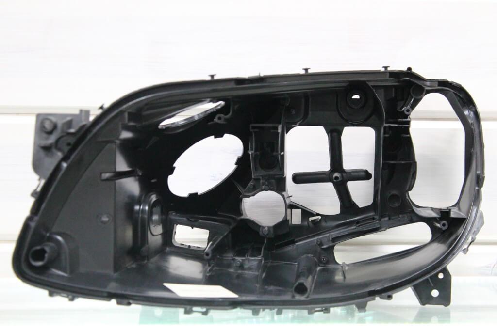 Корпус левой фары для BMW 7 F01 F02 2008-2012 адаптив