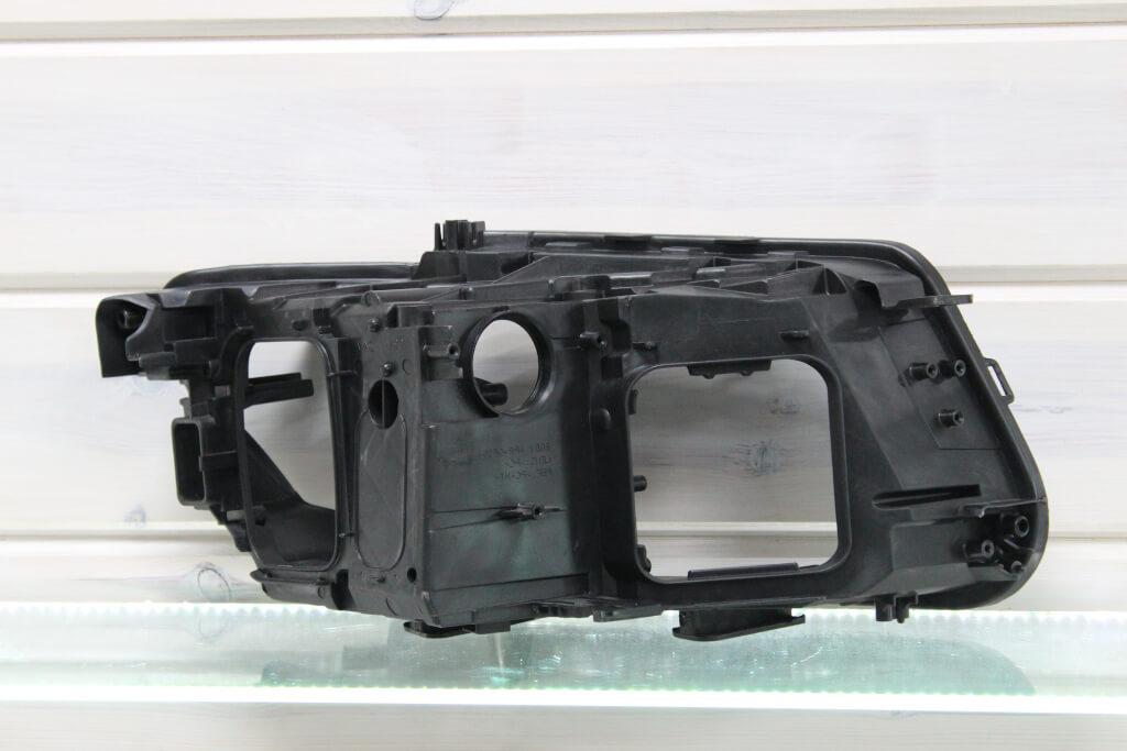 Корпус правой фары для Audi Q5 2008-2012 дорестайлинг