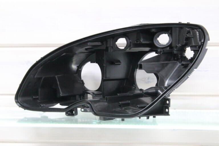 Корпус левой фары для Mercedes C-class W204 2007-2011 дорестайлинг
