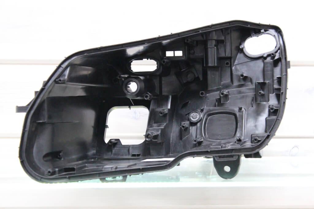 Корпус левой фары для Mercedes C-class W205 2014-2018 LED 2 линзы