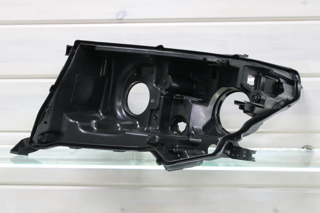 Корпус левой фары для Toyota Land Cruiser 200 2012-2015 1-й рестайлинг