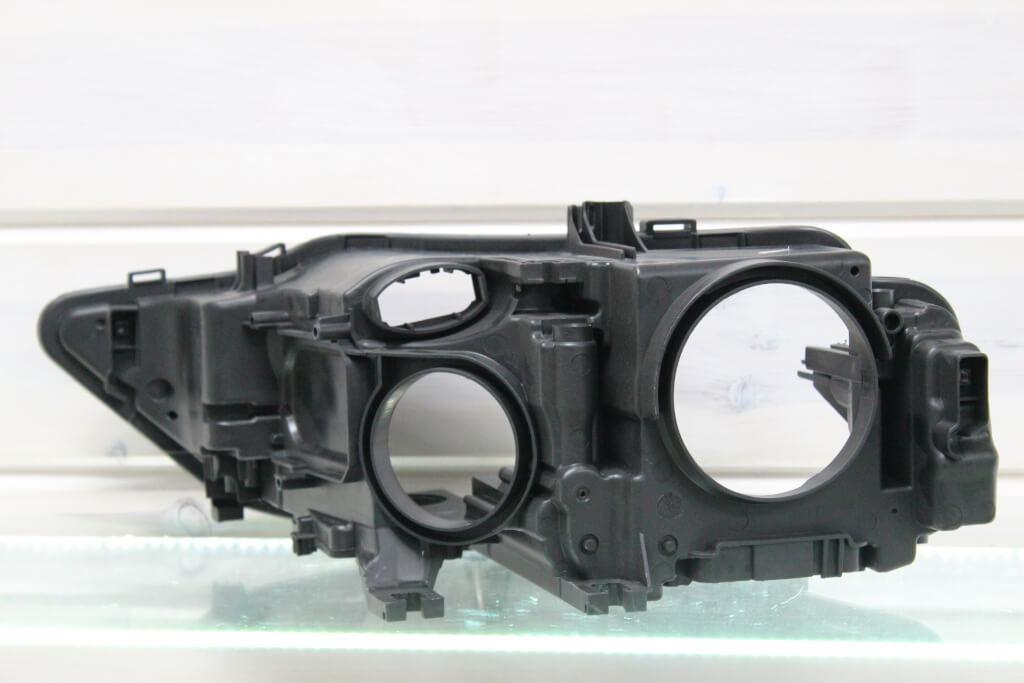 Корпус правой фары для Audi A4 B8 2011-2015 рестайлинг