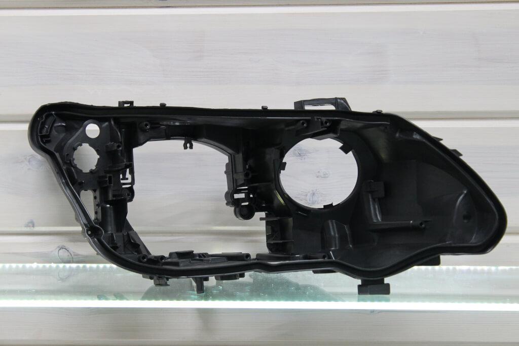 Корпус правой фары для BMW 5 E60 E61 2007-2010 рестайлинг