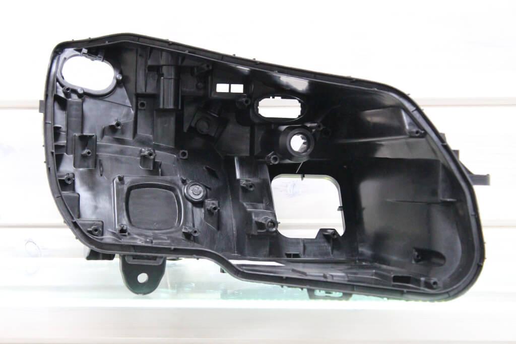 Корпус правой фары для Mercedes C-class W205 2014-2018 LED 2 линзы