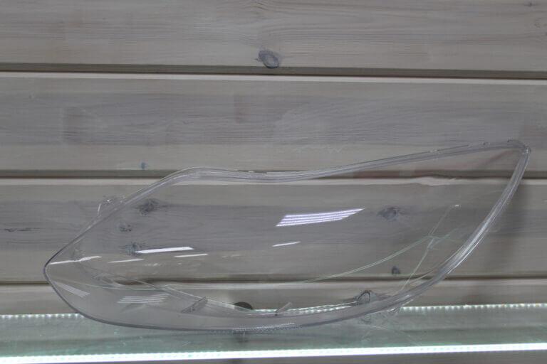 Стекло на левую фару для Ford Focus 3 2011-2015 дорестайлинг