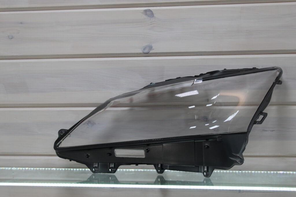 Стекло на левую фару для Lexus GS 4 2012-2015 дорестайлинг