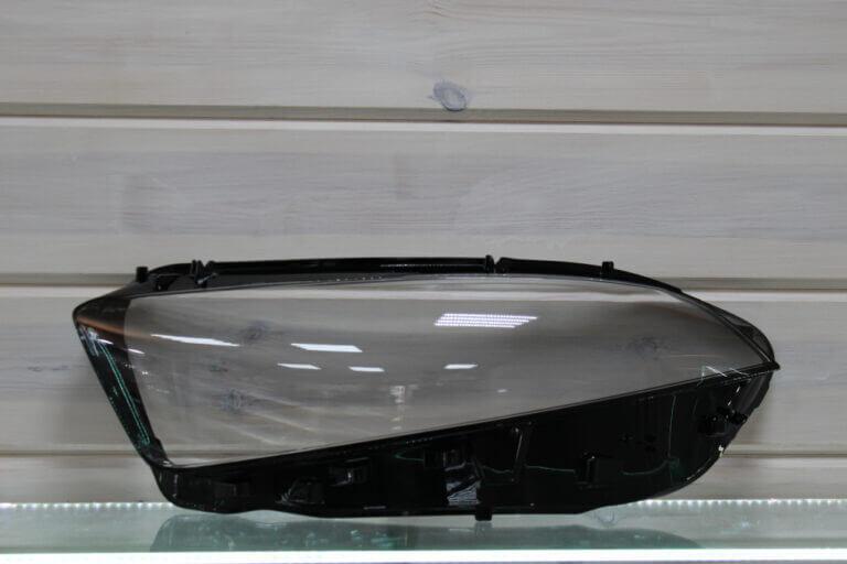 Стекло на левую фару для Mercedes A-class W177 2018
