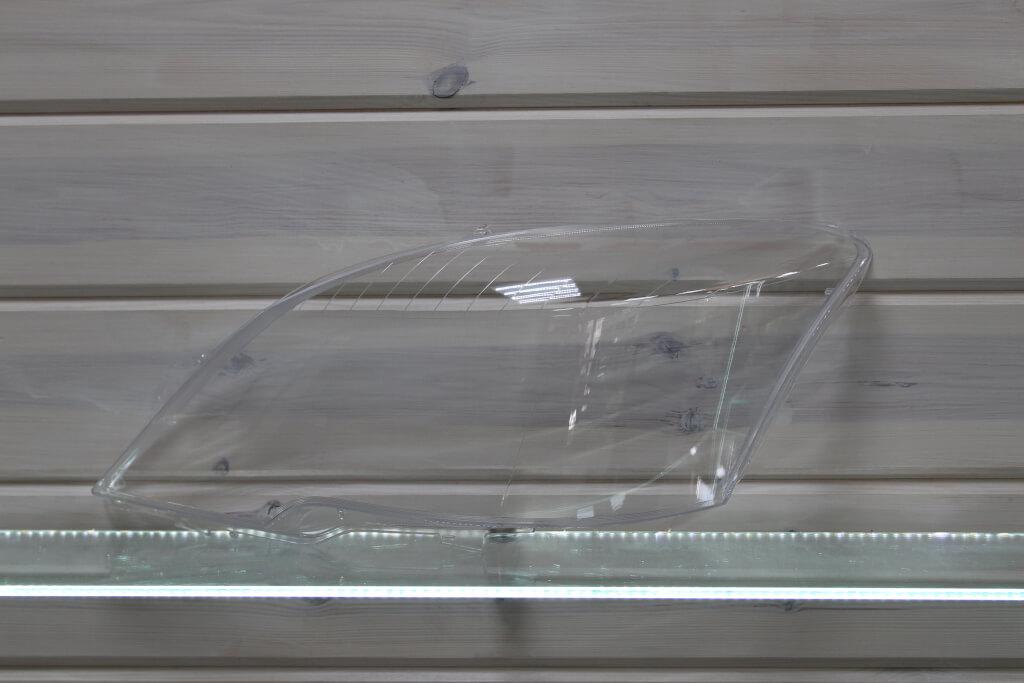 Стекло на левую фару для Mercedes Viano Vito W639 2010-2015 рестайлинг
