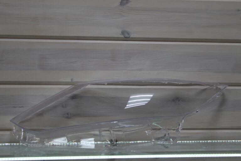 Стекло на левую фару для Nissan Qashqai 2 2013-2019