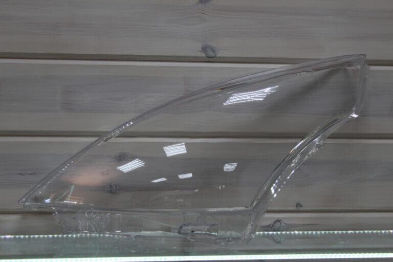 Стекло на левую фару для Nissan Teana J32 2008-2011 дорестайлинг