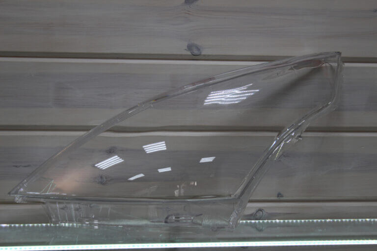 Стекло на левую фару для Nissan Teana J32 2011-2014 рестайлинг