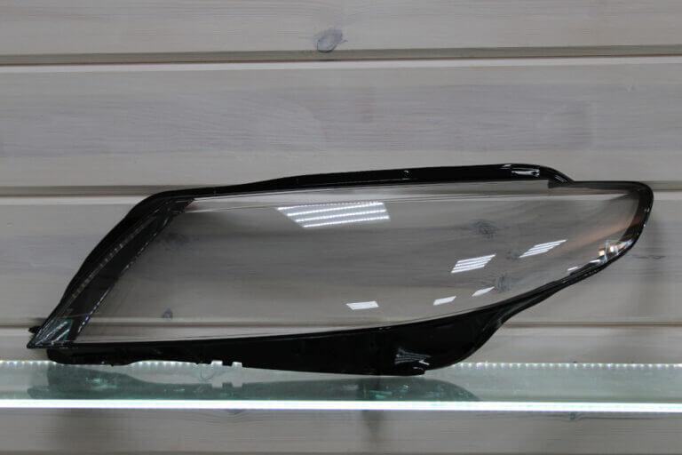 Стекло на левую фару для Volkswagen Passat CC 2011-2015 рестайлинг