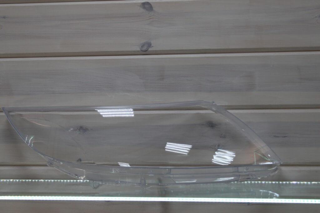 Стекло правой фары для KIA Rio 3 2011-2015 дорестайлинг