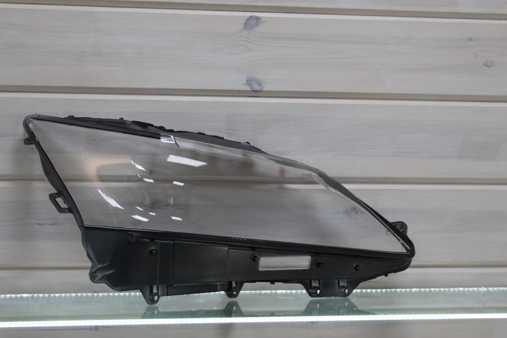Стекло правой фары для Lexus GS 4 2012-2015 дорестайлинг
