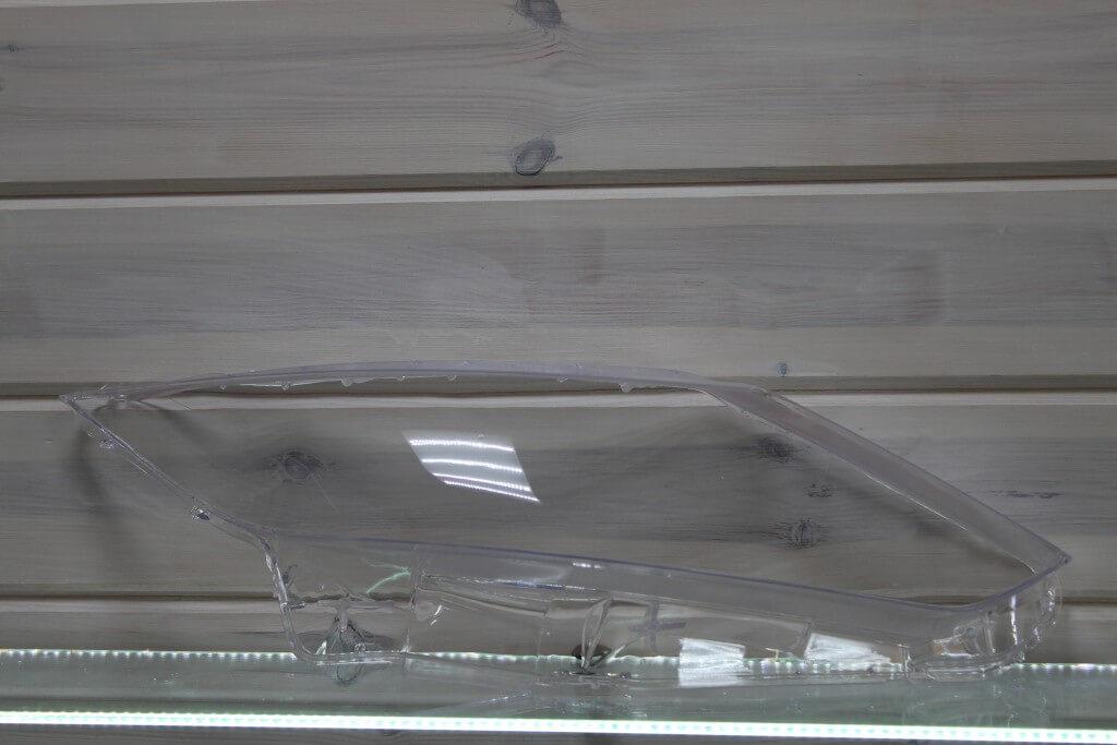 Стекло правой фары для Nissan Qashqai 2 2013-2019