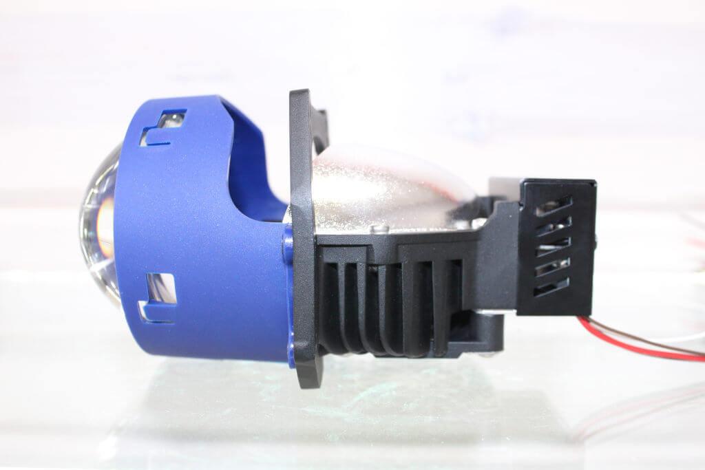 Bi-LED линза GTR GLS 5800K 55W