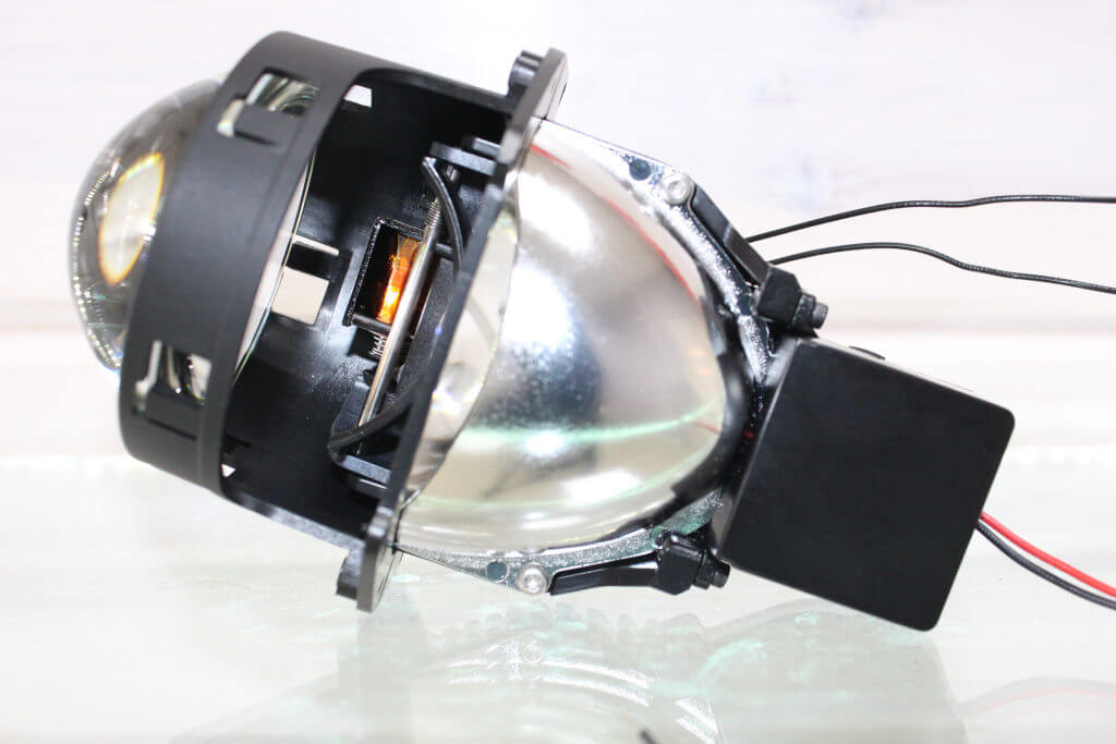 Bi-LED линза GTR S02 5800K к-т 2 ШТ