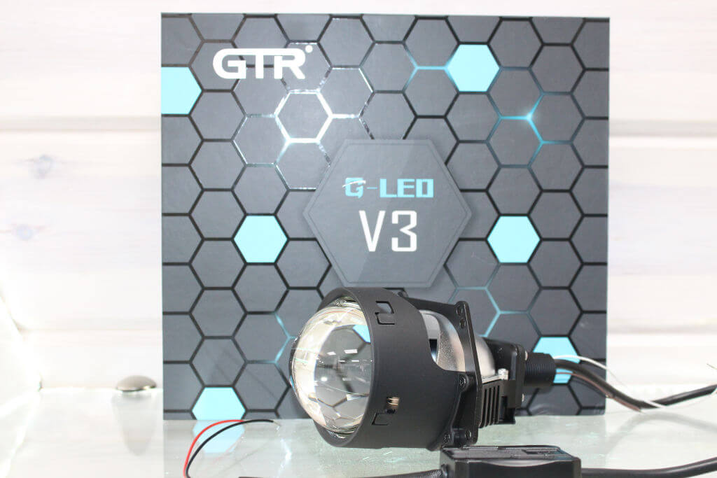GTR V3 5800K под гайку