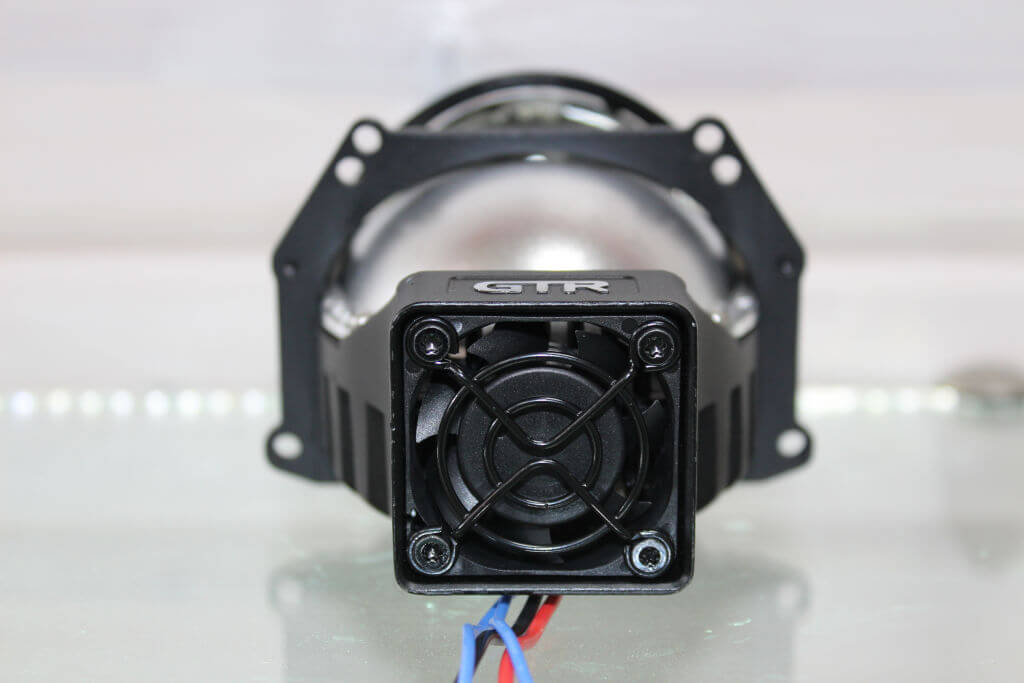 Bi-LED линза GTR G35 4800K 65W led&laser к-кт 2 шт