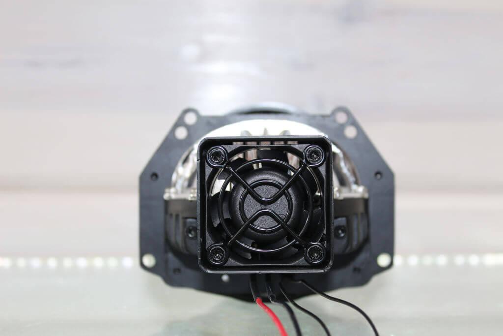 Bi-LED линза GTR GLE 5800K 55W