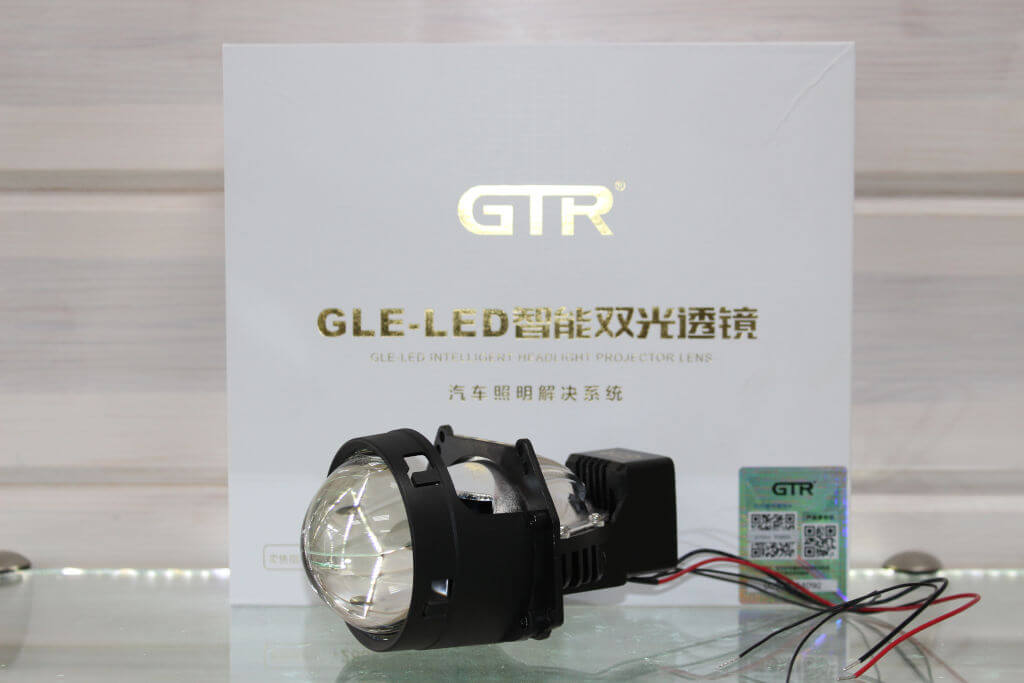 BI-LED линза GTR GLE