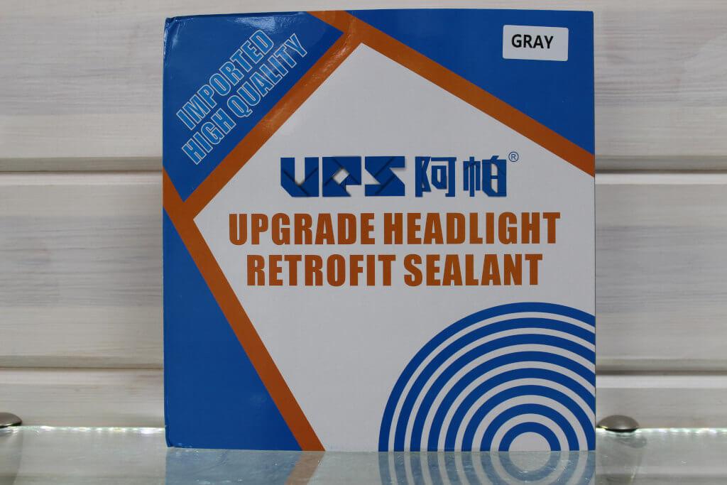 Бутиловый герметик UPS цвет серый