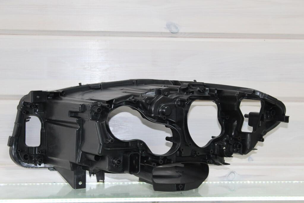 Корпус левой фары для BMW 5 F10, F11, F18 2013-2016 рестайлинг Full LED