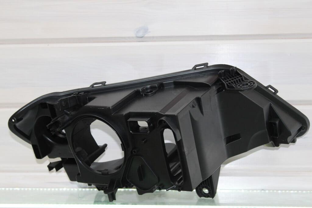 Корпус левой фары для BMW X3 F25 2010-2014 дорестайлинг