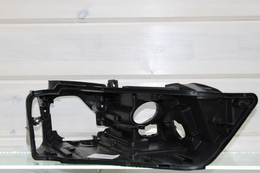 Корпус правой фары для Audi Q3 2011-2015 дорестайлинг