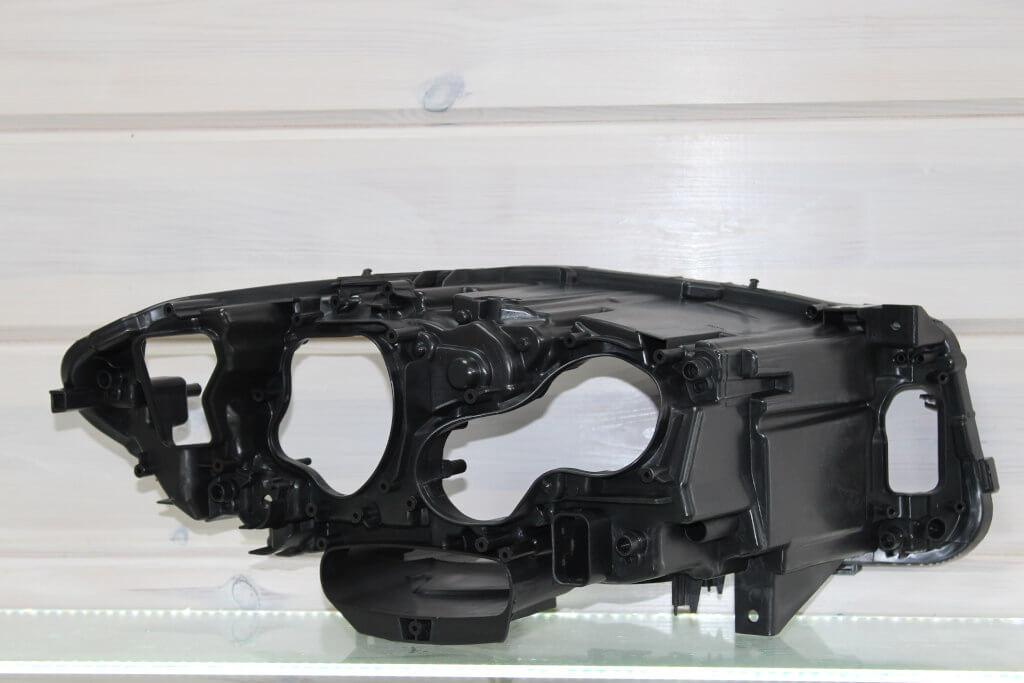 Корпус правой фары для BMW 5 F10, F11, F18 2013-2016 рестайлинг Full LED