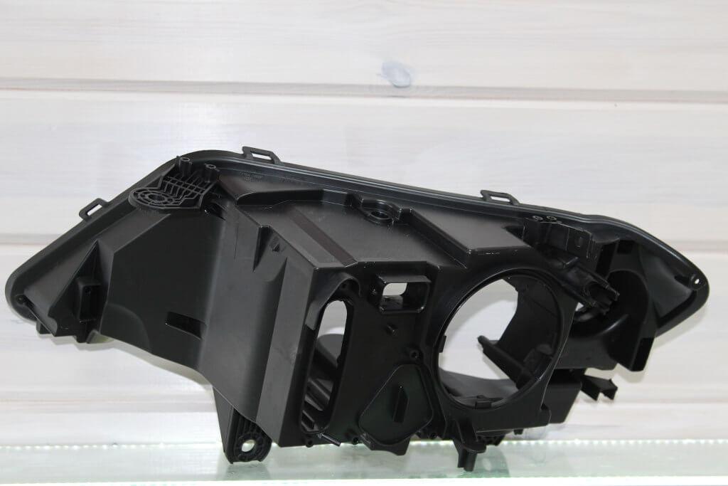 Корпус правой фары для BMW X3 F25 2010-2014 дорестайлинг