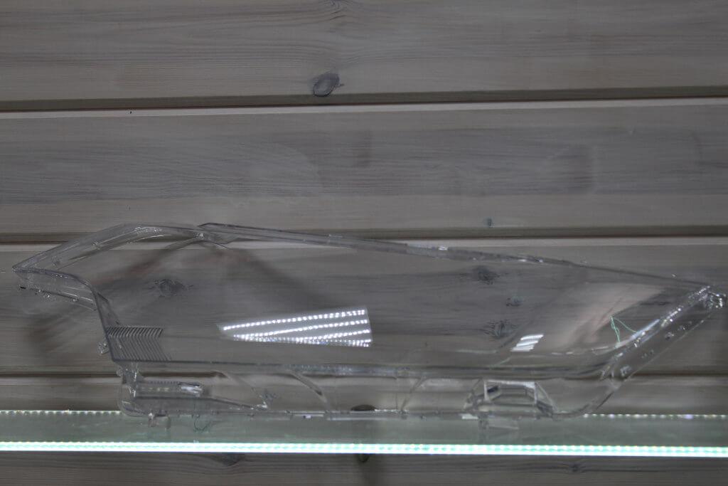 Стекло на левую фару для Mitsubishi Outlander 3 2015-2019